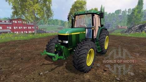 John Deere 6810 v1.3 para Farming Simulator 2015