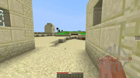 TurfWars Vanilla [1.8][1.8.8] para Minecraft