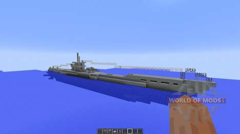 U-Boat U-513 para Minecraft