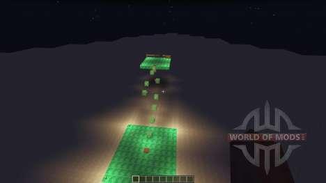 Randomness Parkour para Minecraft