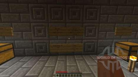 SEWER SURVIVAL para Minecraft