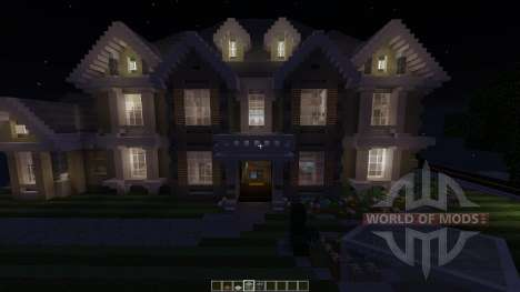 French Country Manor para Minecraft