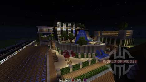 Luxurious Modern House 2 para Minecraft