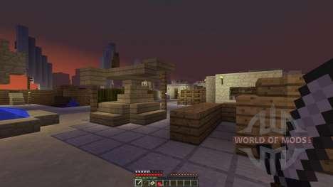 Sethia An Ancient Egyptian City [1.8][1.8.8] para Minecraft
