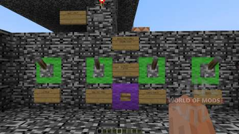 Speed Breakers Grief competition [1.8][1.8.8] para Minecraft