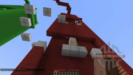 PKR Towers [1.8][1.8.8] para Minecraft