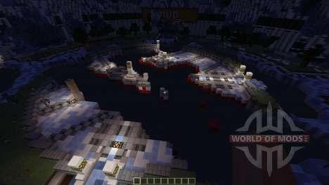 Ruined Sky PvP para Minecraft