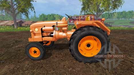 Renault D22 v1.1 para Farming Simulator 2015