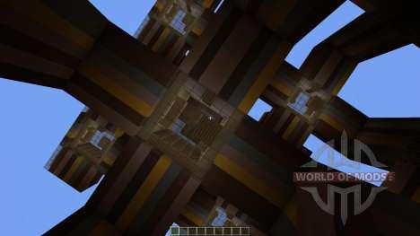 Interstellar The Tesseract para Minecraft