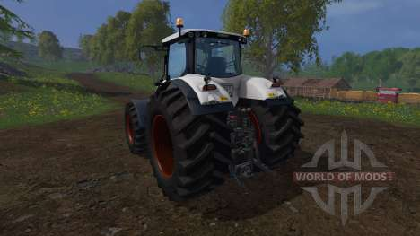 CLAAS Axion 950 white para Farming Simulator 2015