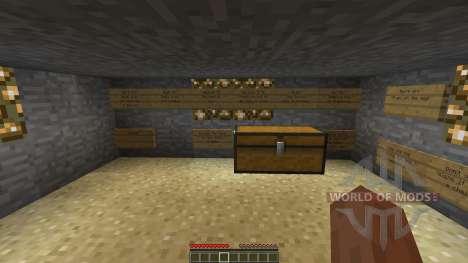 Maze of Pain para Minecraft