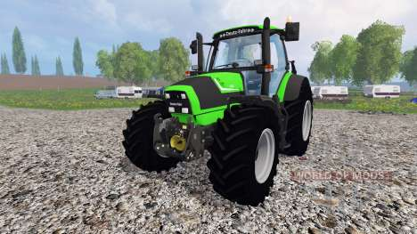 Deutz-Fahr Agrotron 6160 v0.9 para Farming Simulator 2015