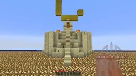 ZOMBIE CASTLE DEFENDERS para Minecraft