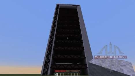 Modern building 3 para Minecraft