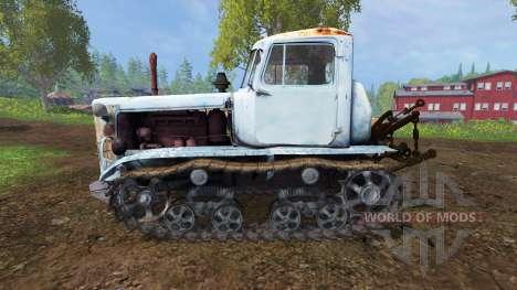 DT-75M para Farming Simulator 2015