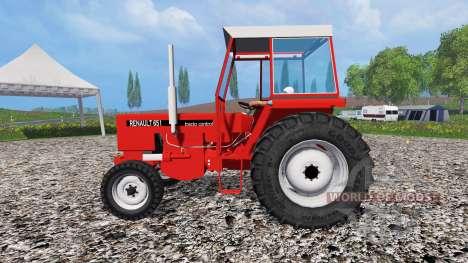 Renault 651 para Farming Simulator 2015