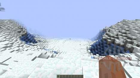 Frozen Island [1.8][1.8.8] para Minecraft