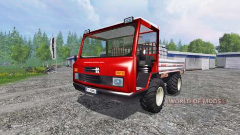 Reform Muli 550 v2.0 para Farming Simulator 2015