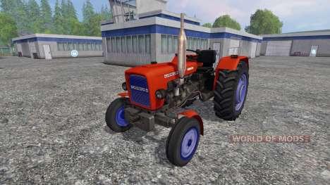 Ursus C-330 unusual para Farming Simulator 2015