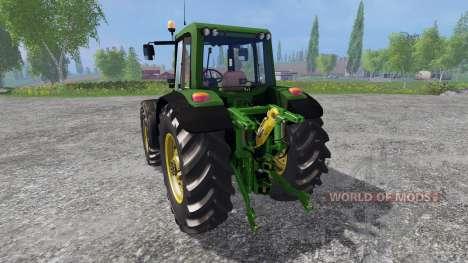 John Deere 6820 para Farming Simulator 2015