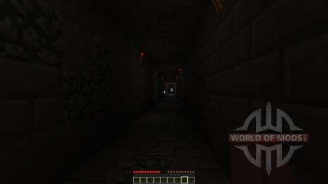 The Haunted Hallway para Minecraft