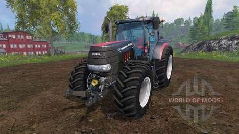 Case IH Puma CVX 230 v1.1 para Farming Simulator 2015