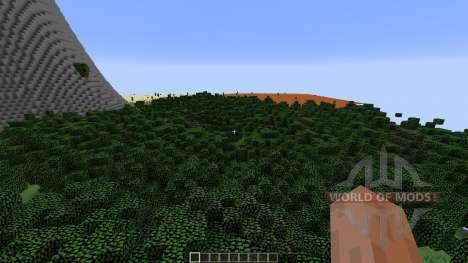 Very Nice Minecraft Landscape para Minecraft