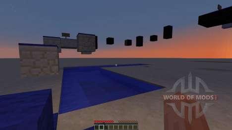 Desert Parkour para Minecraft