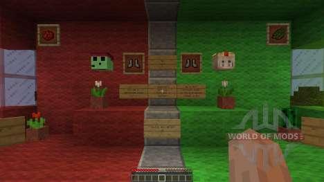 Illuminated Lanes [1.8][1.8.8] para Minecraft