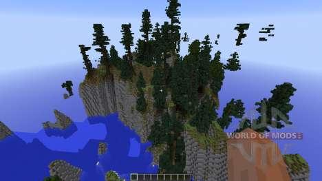 Harbor Island para Minecraft