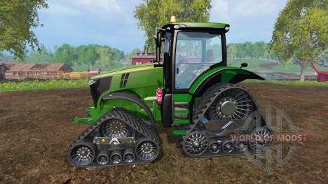John Deere 7310R v1.2 para Farming Simulator 2015