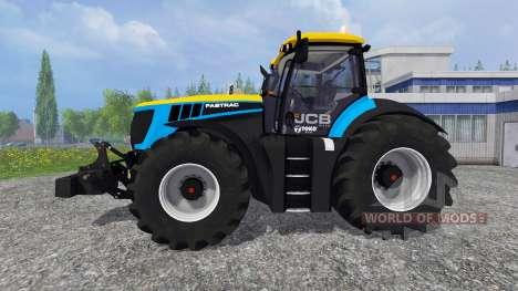 JCB 8310 Fastrac Farmet Edition para Farming Simulator 2015