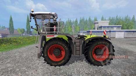 CLAAS Xerion 3800 SaddleTrac para Farming Simulator 2015