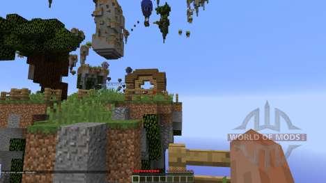 Maceia Parkour para Minecraft