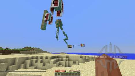 PARKOUR OF THE CENTURY para Minecraft