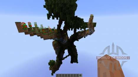 Natures Escape para Minecraft
