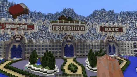 NightOfWaR LobbyHub Spawn para Minecraft