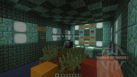 Battle Island v1.3 para Minecraft