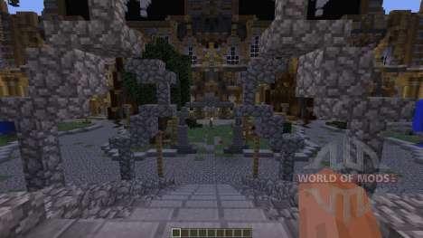 Hub Spawn para Minecraft