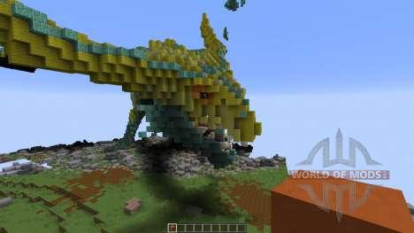 Ferelden Frostback para Minecraft