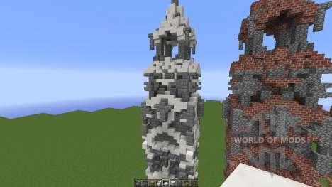 Tower Pack para Minecraft
