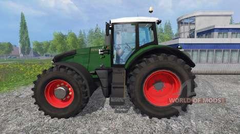 Fendt 1050 Vario v2.0 para Farming Simulator 2015