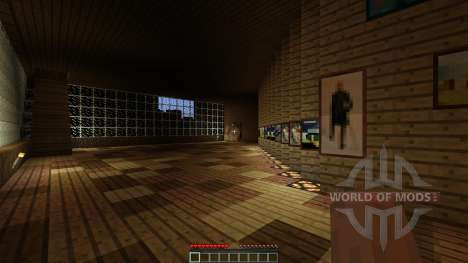 UkrainianHorrorMap para Minecraft