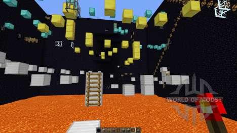 The Three Challenges para Minecraft