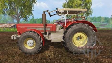 Schluter Super 1050V v2.0 para Farming Simulator 2015