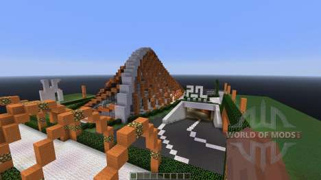 West City Art Gallery para Minecraft
