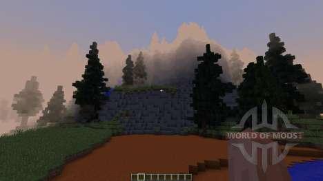 Lindholmen Recreation of real island[1.8][1.8.8] para Minecraft