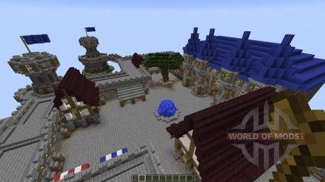 Cliffs WM WP Terrain para Minecraft