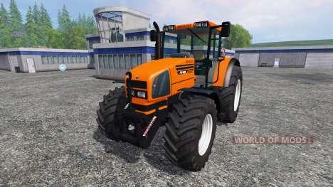 Renault Ares 735 RZ para Farming Simulator 2015