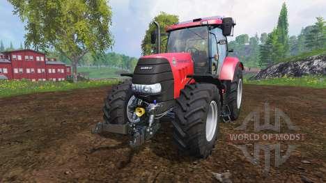 Case IH Puma CVX 160 v0.99 para Farming Simulator 2015